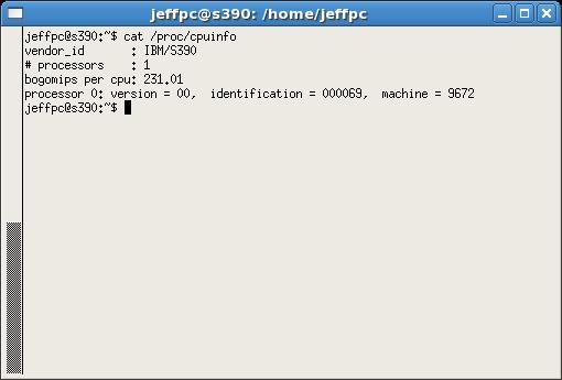 Installing Debian under Hercules