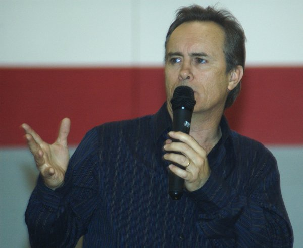 Q&A session with Jeffrey Combs
