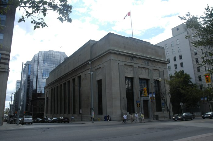 Bank of Montreal in Ottawa