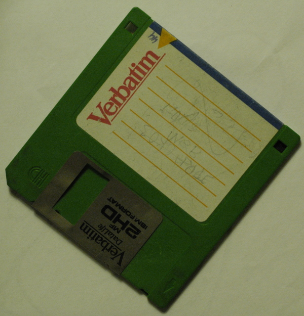 ancient storage device